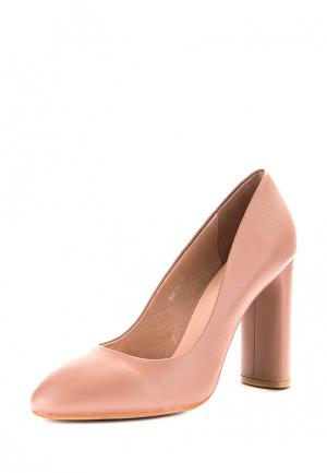 Туфли Marco Bonne`. Цвет: розовый