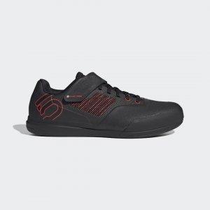 Кроссовки для горных велосипедов Five Ten Hellcat Pro adidas. Цвет: черный