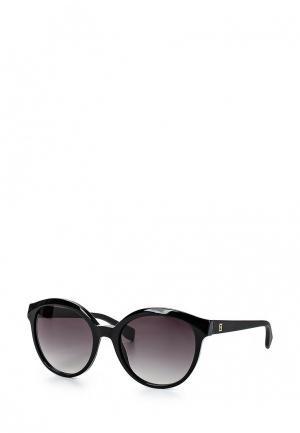 Очки солнцезащитные Fendi FE368DWGAB65. Цвет: черный