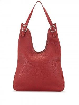 Сумка на плечо Massai PM Hermès. Цвет: красный