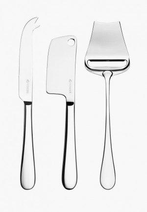 Набор кухонных ножей Viners Select. Цвет: серебряный