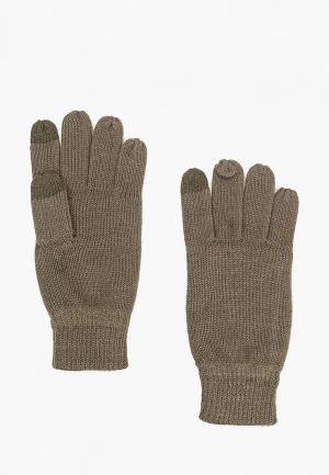 Перчатки Only & Sons touchscreen. Цвет: хаки