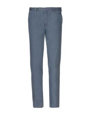 Повседневные брюки DIMENSIONE. Цвет: грифельно-синий