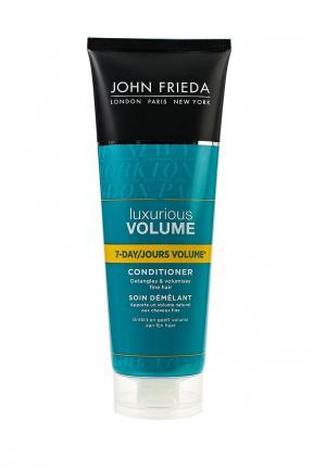 Кондиционер для волос John Frieda Luxurious Volume 7-DAY создания естественного объема 250 мл. Цвет: прозрачный
