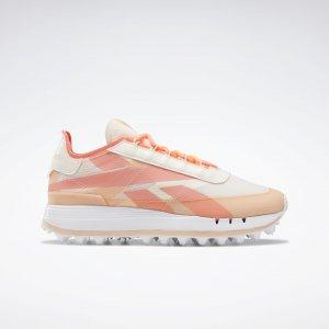 Кроссовки Legacy 83 Reebok. Цвет: ceramic pink / aura orange / orange flare