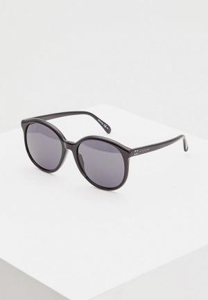 Очки солнцезащитные Givenchy GV 7107/S 807. Цвет: черный