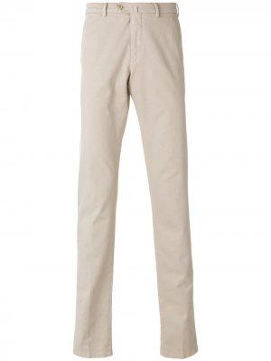 Классические брюки-чинос Loro Piana. Цвет: нейтральные цвета