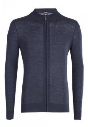 Пуловер STRELLSON. Цвет: синий