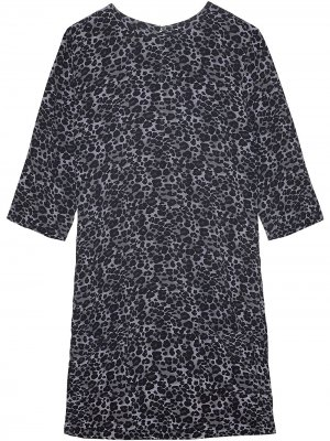 Платье Aubrey Equipment. Цвет: серый