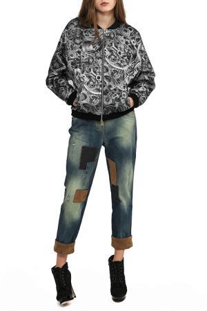 Куртка Pavel Yerokin. Цвет: серый