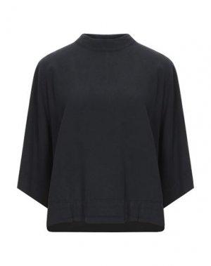 Блузка ELVINE. Цвет: черный
