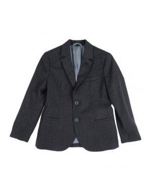 Пиджак ARMANI JUNIOR. Цвет: свинцово-серый