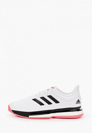 Кроссовки adidas SoleCourt M. Цвет: белый