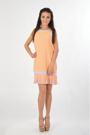 Платье BYBLOS. Цвет: песочный