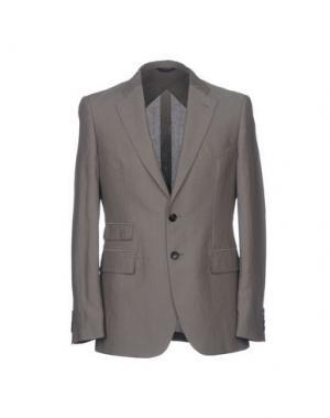 Пиджак 57 T. Цвет: голубиный серый