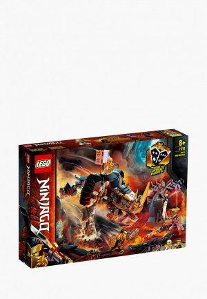 Конструктор LEGO Zanes Mino Creature. Цвет: разноцветный
