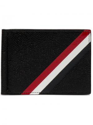 Бумажник с зажимом для купюр Thom Browne