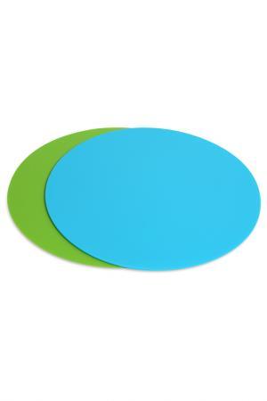 Набор гибких досок, 2 шт. DOSH I HOME. Цвет: зеленый, голубой