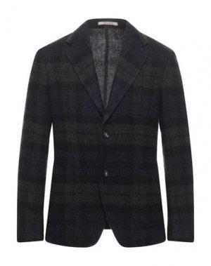 Пиджак MASSIMO ALBA. Цвет: темно-синий