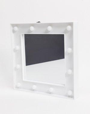 Зеркало с подсветкой Hollywood-Бесцветный Thumbs Up