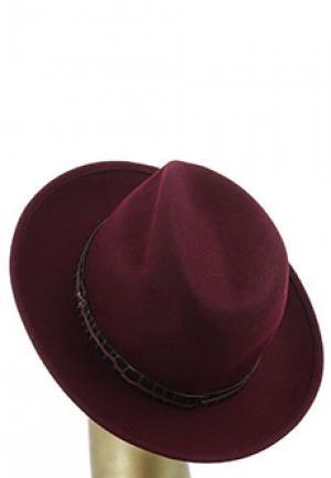 Шляпа PATRIZIA PEPE. Цвет: красный