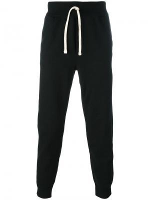 Классические спортивные брюки Polo Ralph Lauren. Цвет: чёрный