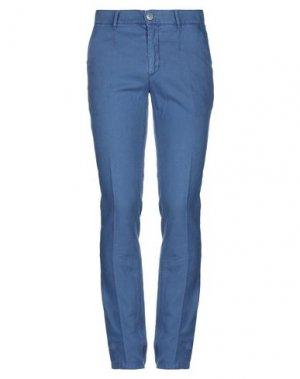 Повседневные брюки HAVANA & CO.. Цвет: пастельно-синий