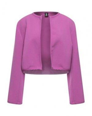 Пиджак 1-ONE. Цвет: розовато-лиловый