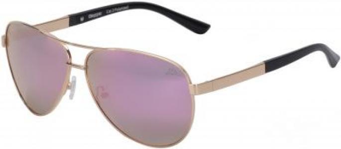 Солнцезащитные очки Kappa. Цвет: золотистый