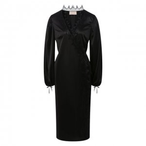 Платье Christopher Kane. Цвет: чёрный