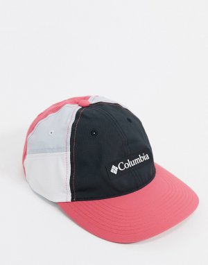 Кепка черного/розового цвета Ripstop-Черный Columbia