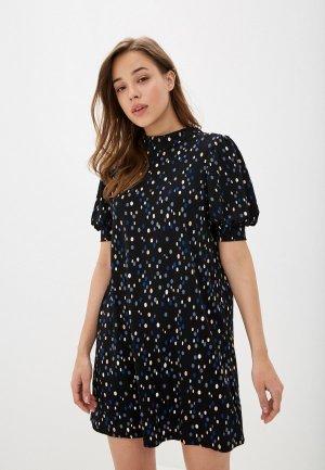 Платье Mango - NITO. Цвет: синий