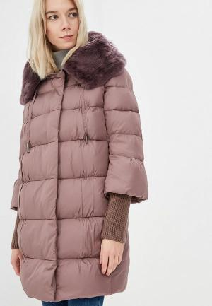 Куртка утепленная Acasta. Цвет: бежевый