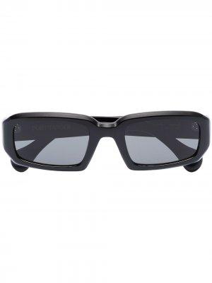 Солнцезащитные очки Mektoub Port Tanger. Цвет: черный
