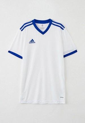 Футболка спортивная adidas TABELA 18 JSY. Цвет: белый
