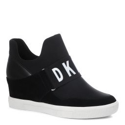 Сникерсы K2855698 черный DKNY
