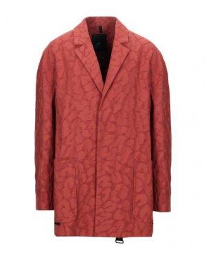 Пиджак TOM REBL. Цвет: ржаво-коричневый