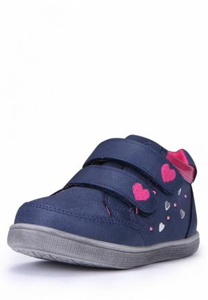 Ботинки Max & Jessi. Цвет: синий