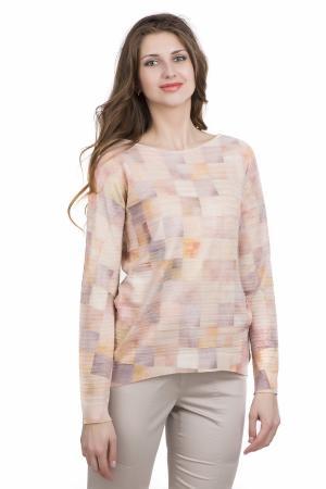 Пуловер Apanage. Цвет: разноцветный