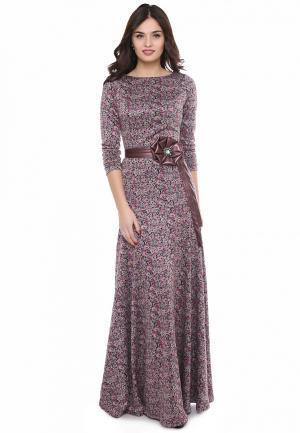 Платье Olivegrey ELFA. Цвет: разноцветный