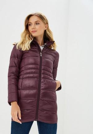 Куртка утепленная Dorothy Perkins. Цвет: фиолетовый