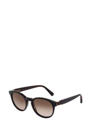 Очки солнцезащитные Brioni. Цвет: 002