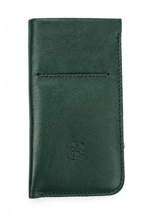 Чехол для телефона Handwers ANCON. Цвет: зеленый
