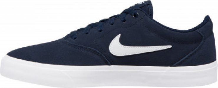 Кеды мужские Sb Charge Suede, размер 44 Nike. Цвет: синий