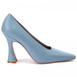 Туфли Kalliste. Цвет: голубой