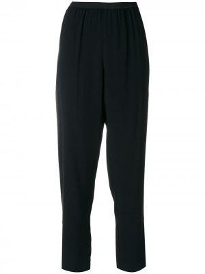 IM Isola Marras строгие укороченные брюки I'M. Цвет: черный