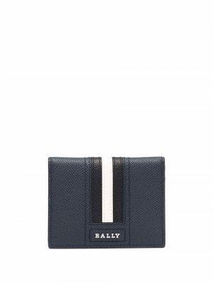 Кошелек Talder с логотипом Bally. Цвет: синий