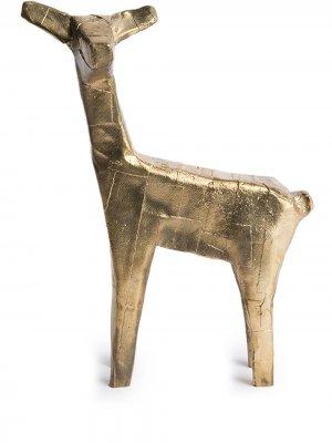 Декоративная фигурка Deer Pulpo. Цвет: золотистый