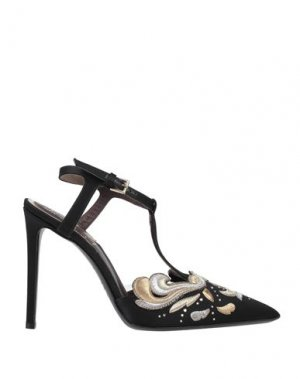 Туфли MAGLI by BRUNO. Цвет: черный