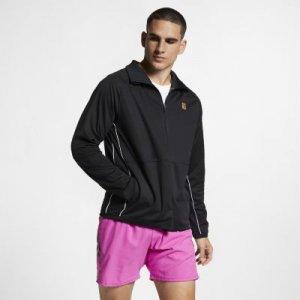 Мужская теннисная куртка Court - Черный Nike